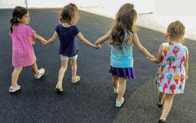 How to Help Your Child's First Friendships Flourish