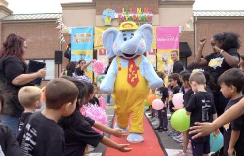 Preschoolers Kick Up Kindness In Dobbs Ferry